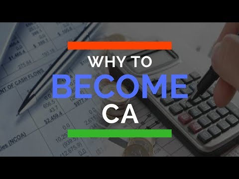 Why To Become A Chartered Accountant 2018? ( An Interview With CA Prashant Bijaspur )