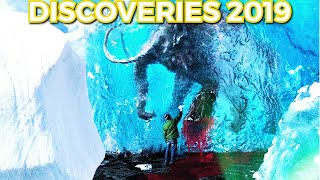 TOP 10 Mysterious things found frozen in ice Antarctica 2019