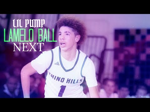 lamelo ball Lil Pump - Next ft. Rich The Kid mix /100 subscribers special