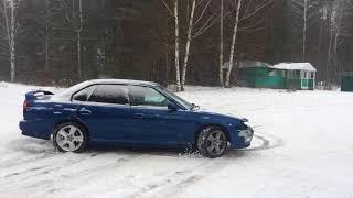 Subaru Legacy 2 Развлекушки