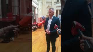 Igor Jurić o uvođenju doživotne kazne