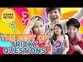 Funny Tricky Questions Tagalog: Best moments | HumanMeter