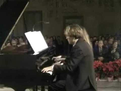 Carol of the Bells - Piano Duet