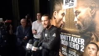 UFC 225: CM Punk Explains Why He Can't Get Through Watching WWE For More Than Eight Seconds