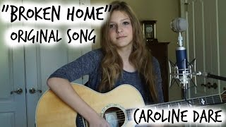 """Broken Home"" (Original) by Caroline Dare"