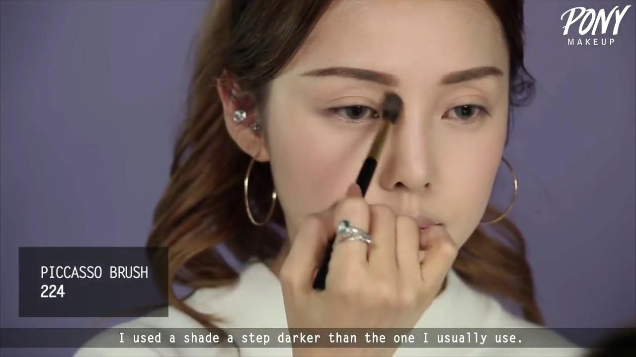 MakeUp đơn giản cùng contact lens