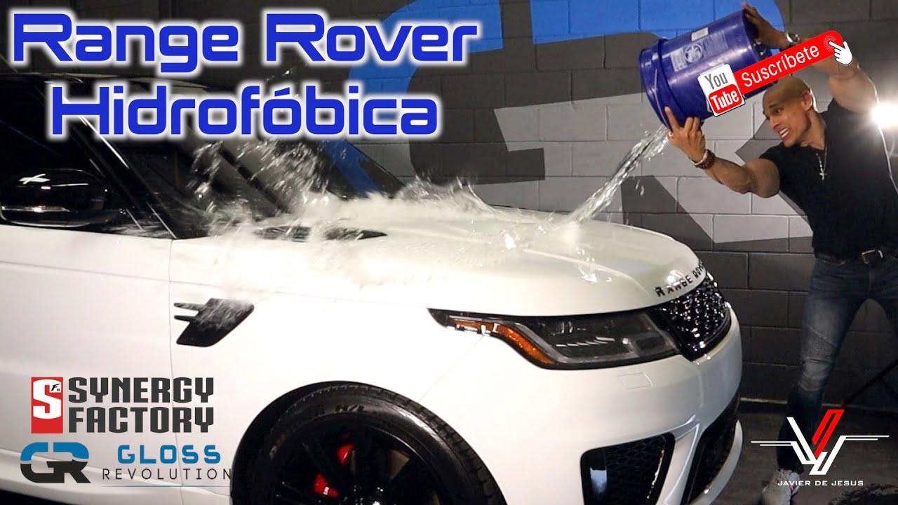 Tratamiento Cerámico Pa Mi Land Rover - Vlog
