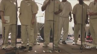 Lee Correctional Facility Making Music