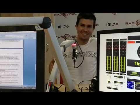 Роман Устинов на Радио ВИ БИ СИ в шоу Экватор