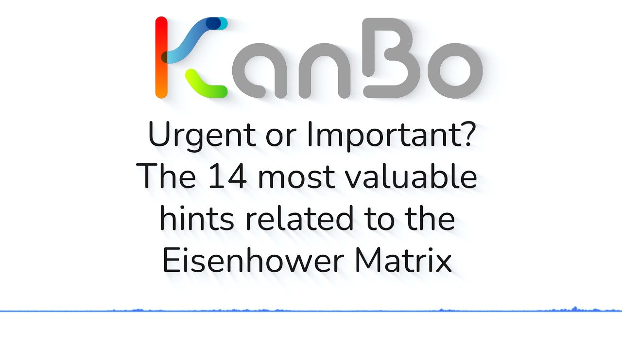 Download Urgent or Important? The 14 most valuable hints related to the Eisenhower Matrix