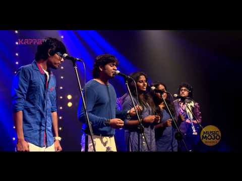 Chinna Chinna - Immortal Raagas of Manakkulam Village - Music Mojo Season 2 - Kappa TV