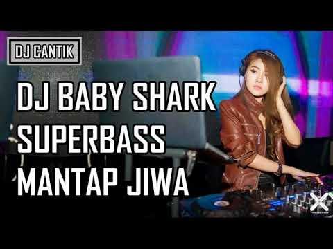 DJ BABY SHARK HOUSE MUSIC BREAKBEAT TERBARU 2017