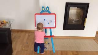Обзор детских развивающих игрушек. Доска знаний