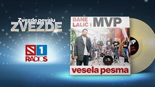 getlinkyoutube.com-Bane Lalić & MVP - Vesela Pesma [ Official video 4k ] Zvezde pevaju Zvezde 2015