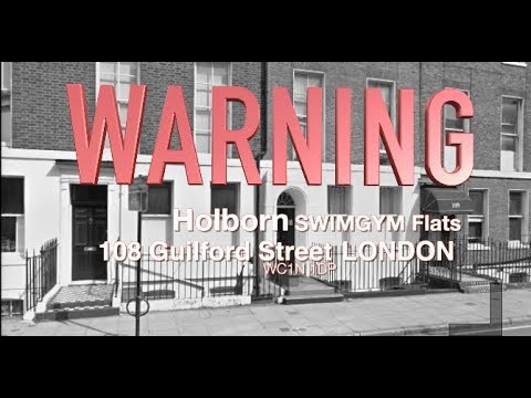 Holborn SWIMGYM Flats 108 Guilford St, London WC1N 1DP