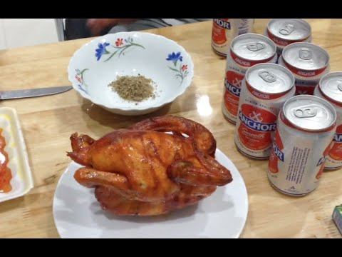 Fried Chicken and Beer to celebrate water festival ...