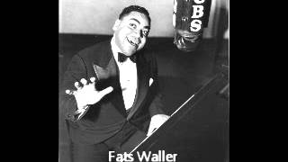 Fats Waller - I Ain