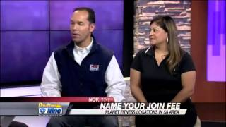 Planet Fitness Partners With The San Antonio F
