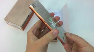 Lenovo Vibe X2 4G LTE MT6595 Octa-Core Unboxing [EN]