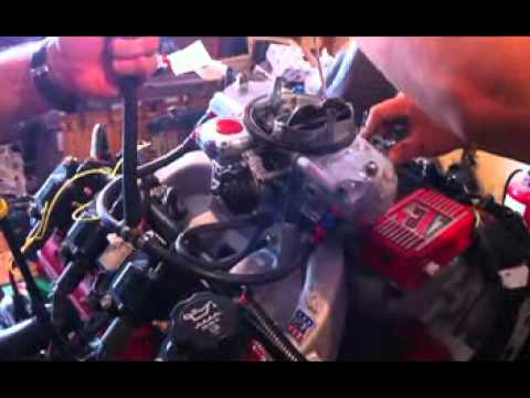Chevy 53LS carb conv  YouTube