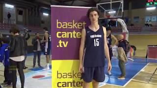 JOSHUA GIDDEY (´02) NBA Australia - MVP Torneo Junior L´Hospitalet 2020 (BasketCantera.TV)