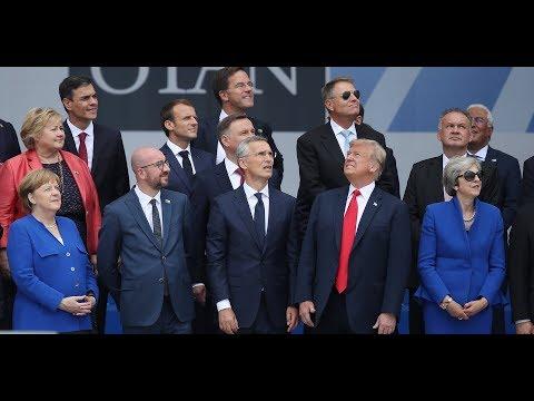 TRUMP, la OTAN, una
