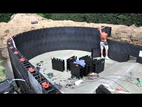 solid pool youtube. Black Bedroom Furniture Sets. Home Design Ideas