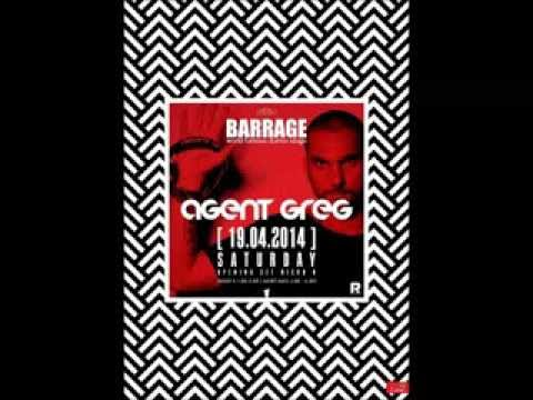 Agent Greg @ Barrage (Zakynthos,GR // 19 April 2014)