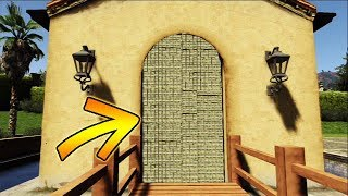 UNE PETITE MAISON SECRETE BLINDEE D'ARGENT ! GTA5 TROLL MOD