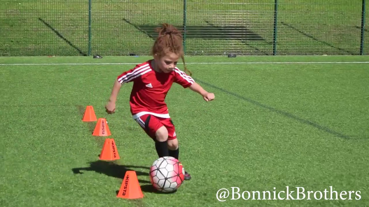 Wonderkid 6 Year Old Epic Skills And Drills By The Bonnick Brothers