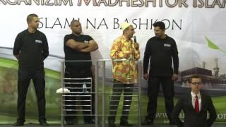 21 Hazbi Therra - Humor Tribun Islam ne WERL 19.05.2013
