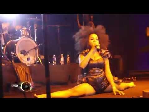Ammara Brown Shoko Festival 2016 Performance