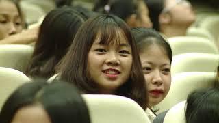 Chương trình VĂN NGHỆ  NGÀY TỔNG TRÌ của hơn 1300 khóa sinh KHÓA TU MÙA HÈ LẦN 4 - Chùa BÁI ĐÍNH