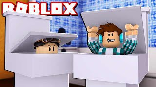 HIDE-AND-SEEK IN THE ROBLOX WITH THE MINGUADO!!