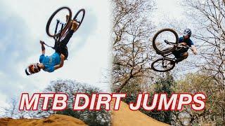MTB DIRT JUMPS // UK - S4P