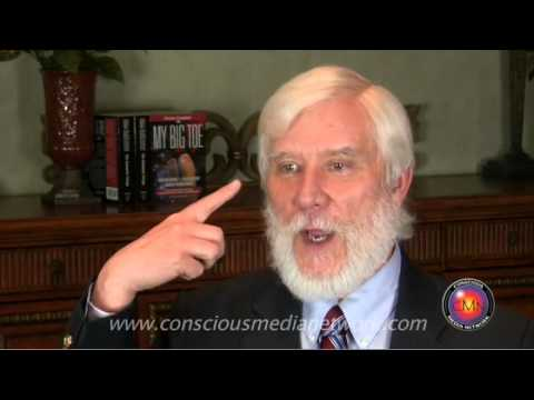 Tom Campbell interviewed on Conscious Media Network