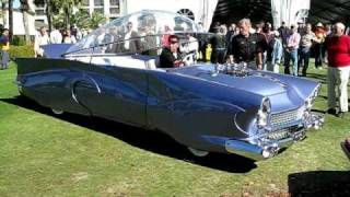 "1955 Ford ""Beatnik"" Bubbletop Custom -1"