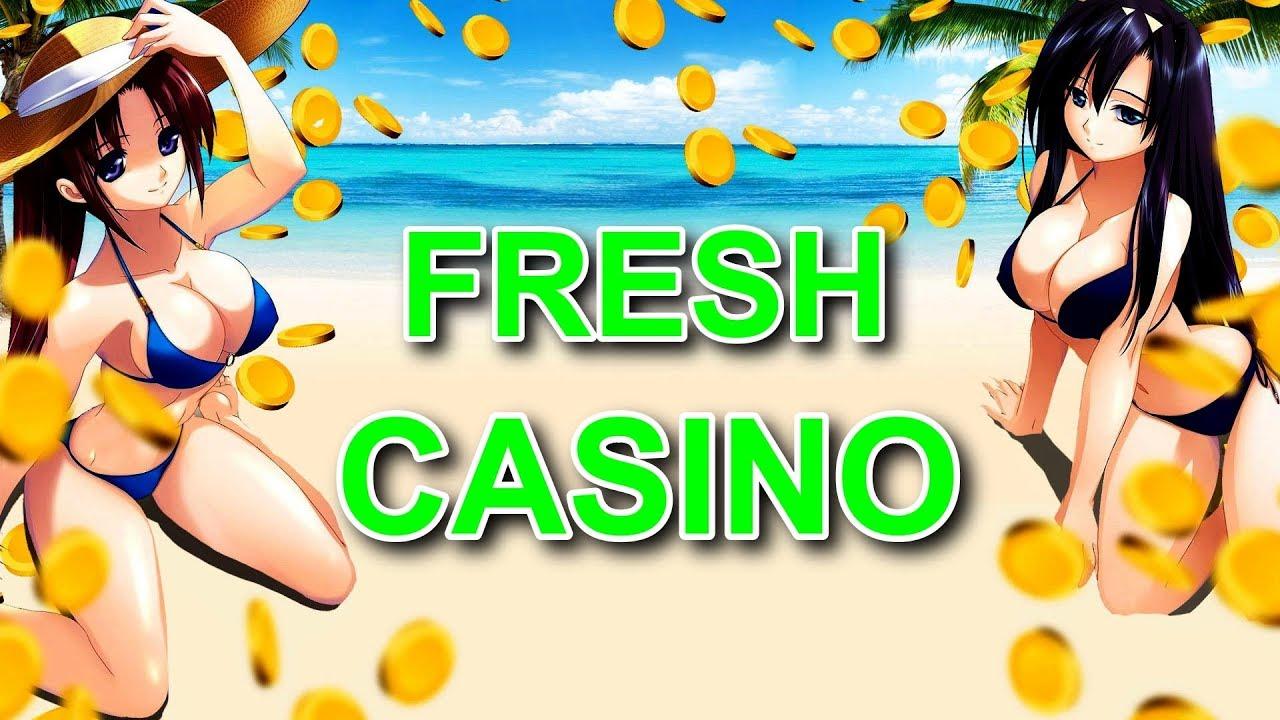 FRESH CASINO игровые автоматы [СЛОТЫ] ОНЛАЙН ФРЕШ КАЗИНО официальный сайт! отзывы! зеркало!