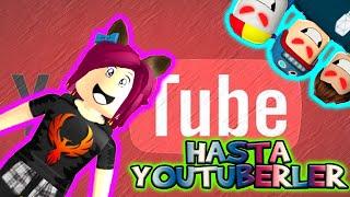 Youtuberleri Kurtarmak | Roblox Escape Evil Youtubers
