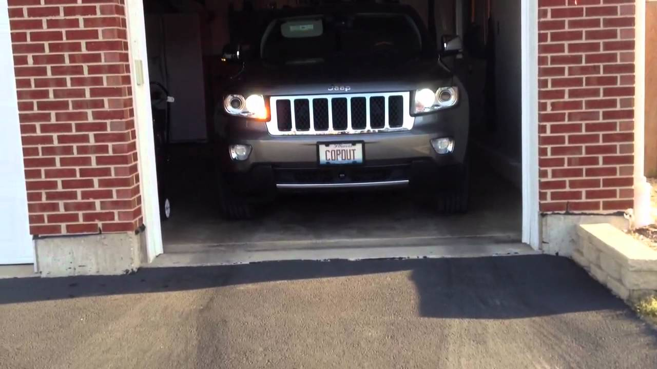 Wk2 Grand Cherokee Drl Mod Youtube