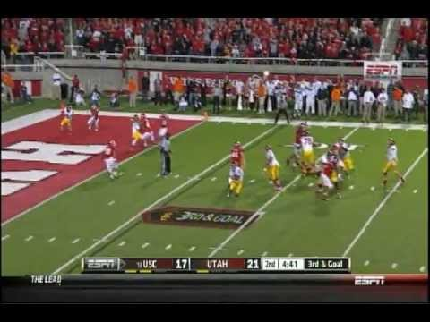 USC QB #7 Matt Barkley Highlights 2012