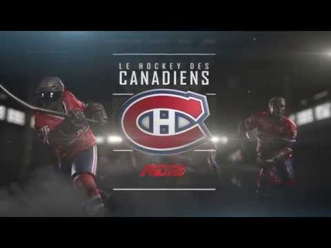Montreal Canadiens 2014-15 RDS Ouverture Opening