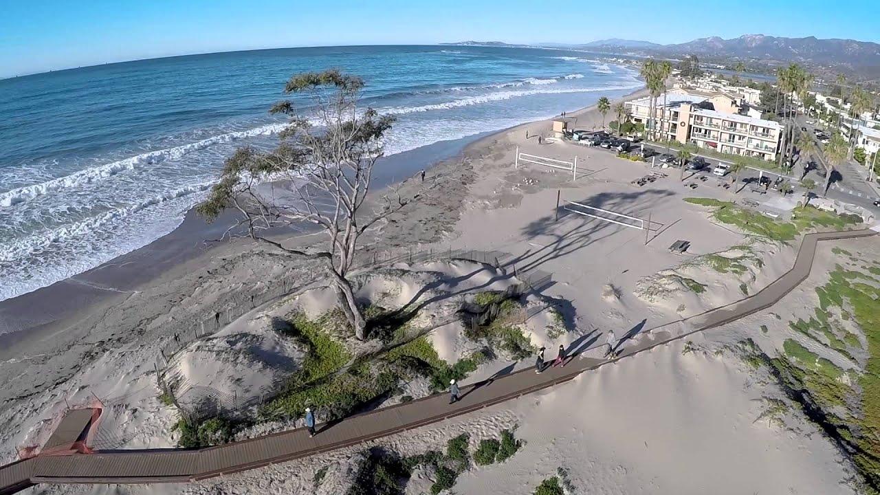 Carpinteria State Beach Boardwalk