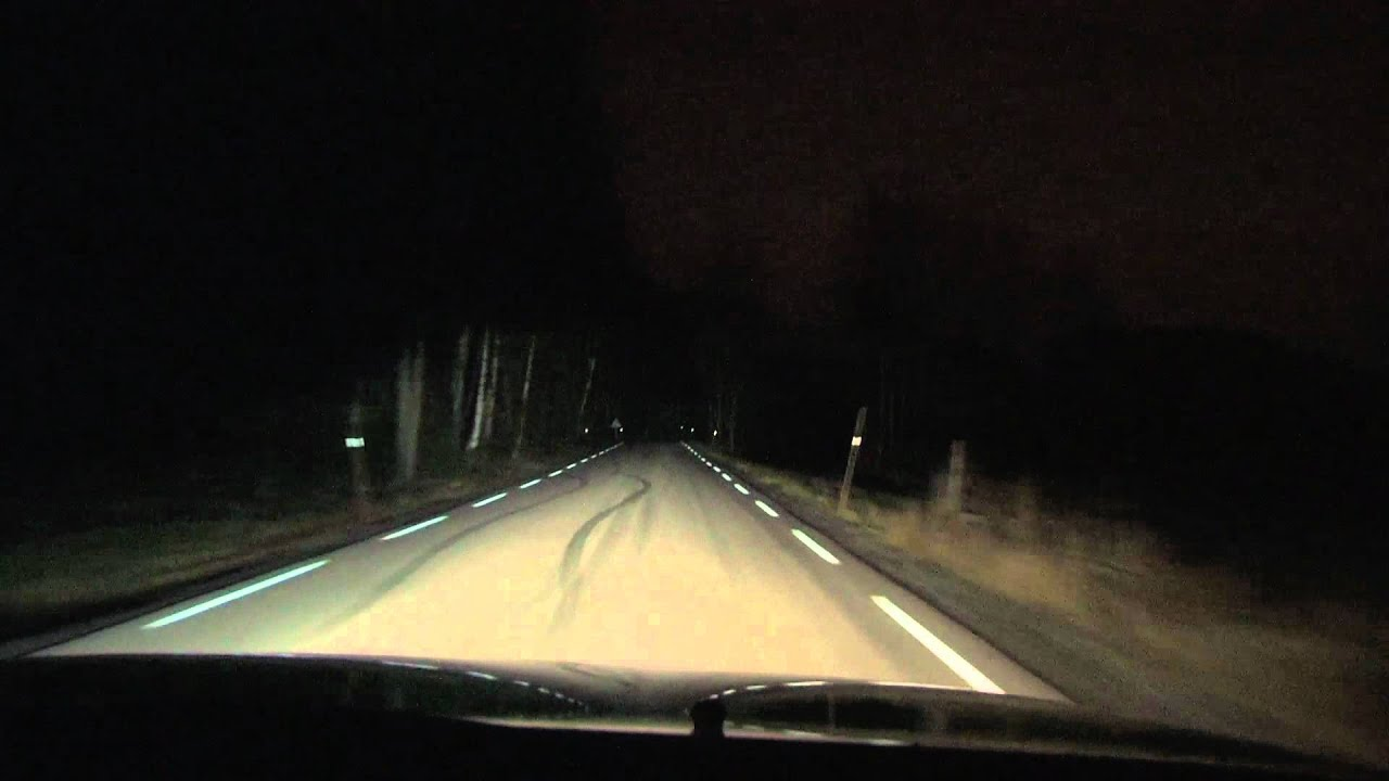 Bmw Bi Xenon Adaptive Headlights Hood View Youtube
