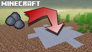 MINECRAFT   Fastest aฑd Best Way to Get Clay! 1.14.4