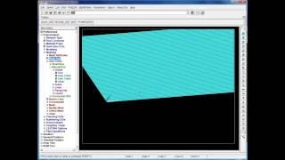 Видеоурок CADFEM VL1301 - Моделирование взрыва c помощью инструментов ANSYS LS DYNA