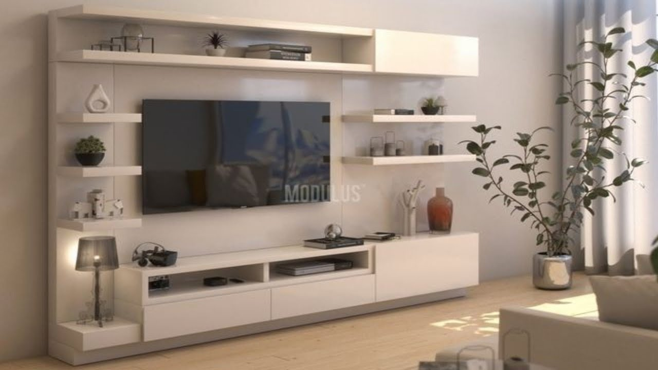 Modern Tv Cabinets Designs Tv Wall Units Living Room Wall Decorating Ideas 2021 Youtube