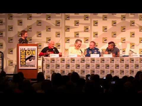 NASA's Next Giant Leap — Comic-Con 2014