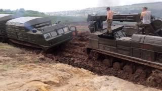 Битва Титанов Дт-30п(Витязь) И Бат-2