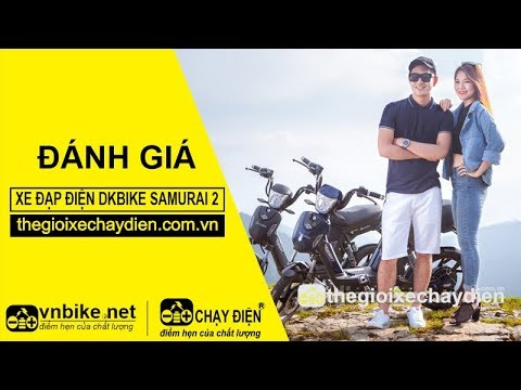 Đánh giá xe đạp điện Dkbike Samurai 2